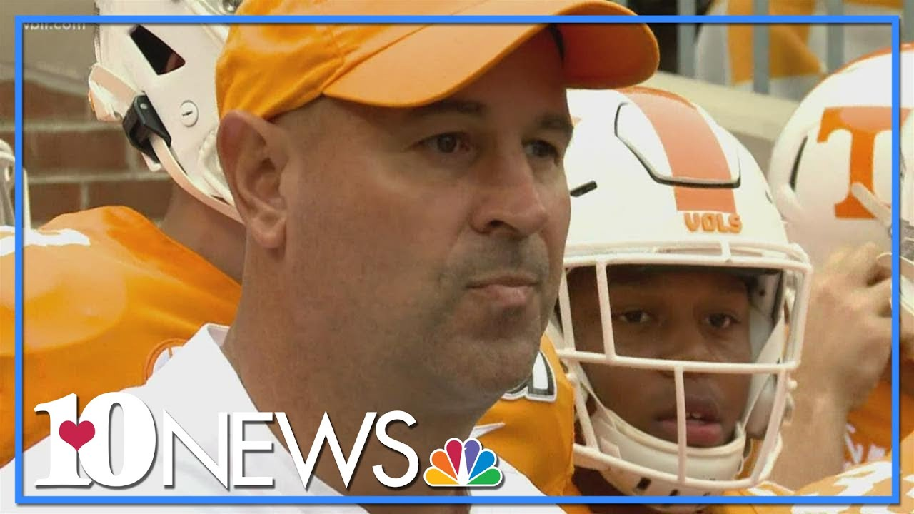 Tennessee coach Jeremy Pruitt, nine staff members fired amid ...
