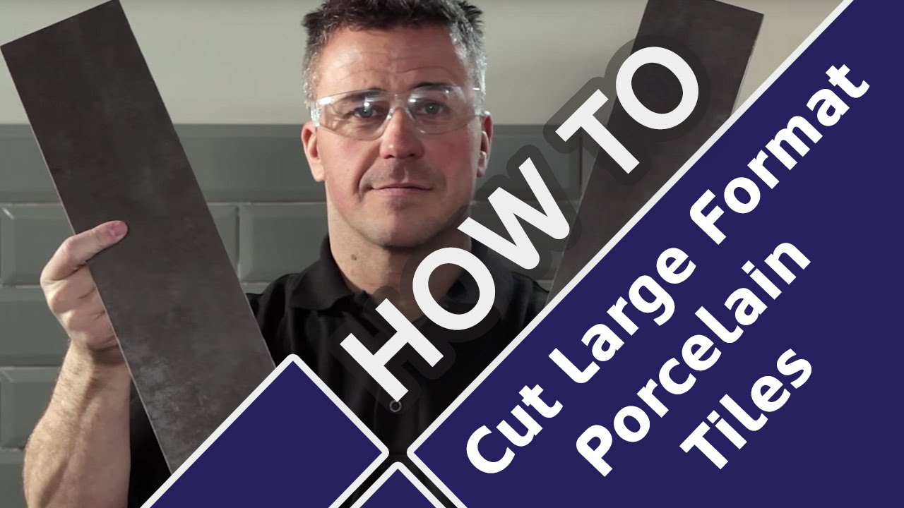 How to cut porcelain and ceramic floor tiles tile mountain youtube how to cut porcelain and ceramic floor tiles tile mountain dailygadgetfo Gallery