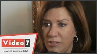 بالفيديو..هدى عبد الناصر:السيسى حمى الدولة..والمشاركة بقوة فى الانتخابات واجبة