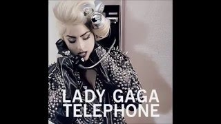 LadyGaga - Telephone ft Beyoncé music only
