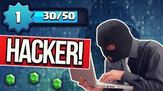 NEUE HACKER GEFUNDEN?! | MIT LEVEL 1 IN ARENA 6?! | Hack, Mod? | Clash Royale Deutsch