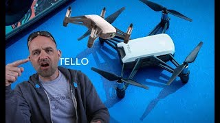 NEW DJI/Ryze Tello drone review- best drone of 2018??