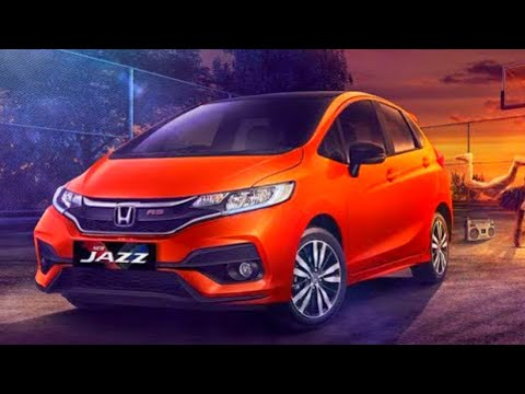 2018 all new honda jazz rs youtube. Black Bedroom Furniture Sets. Home Design Ideas