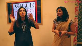 Bride-to-be? Watch Anaita Shroff On Wedding Dos & Donts - Vogue WS 2017 | Stylecraze