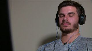 White Sox pitcher turns to neurofeedback to get his head in the game