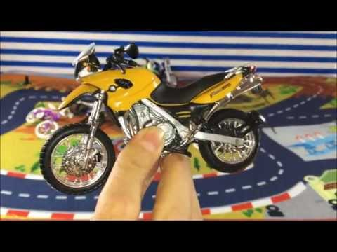 Toy Motorcycles, Dirt Bikes, & Bicycle Collectibles