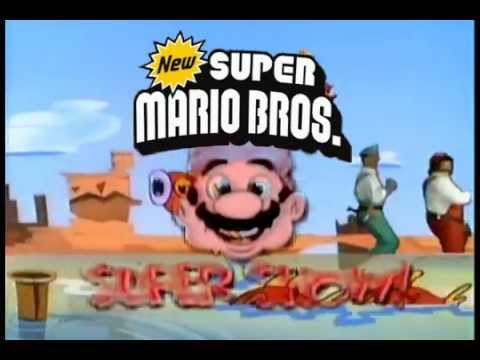 New Super Mario Bros Super Show Luigi Is Still Racist Youtube