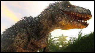 T-Rex vs Moș Craciun !
