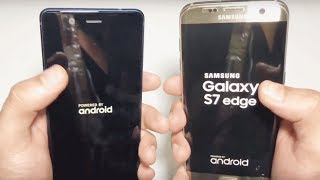 Nokia 5 Vs Galaxy S7 Edge Speed Test Comparison (4k)