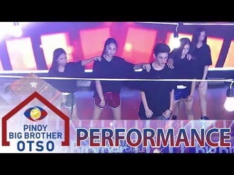 "PBB Big Otso Concert: Team Lie impresses all with their ""Bratatat"" dance performance"