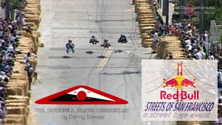 craziest streetluge race ever - Red Bull Streets of San Francisco 2002!