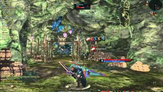 Tera Online : A New Breed : Secret Cave Entrance : From Quest Giver to Entrance