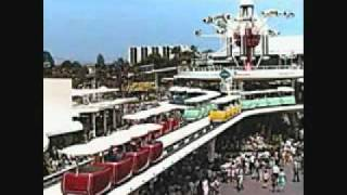 Disneyland • The WEDway PeopleMover (Jack Wagner)