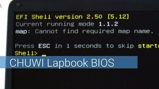 [SL] 087 - Chuwi Lapbook 14.1 BIOS прошивка. ошибка загрузки / BIOS flashing. Loading issue