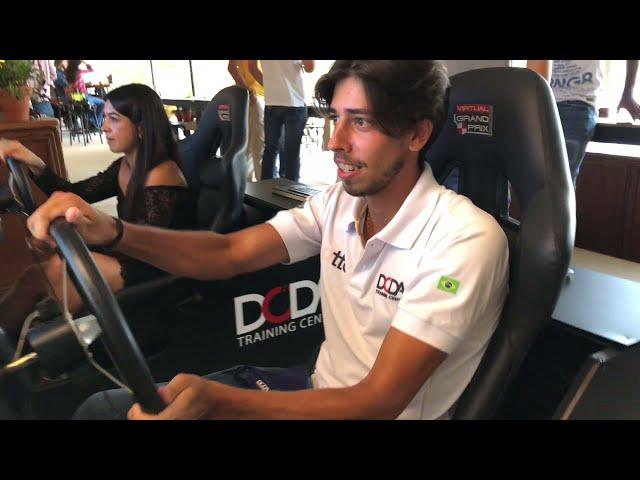 Simuladores FLEX @ DTC Tour 2021 / Doda Training Center