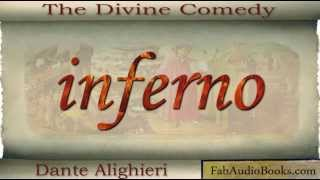 INFERNO - full unabridged audiobook of Dante Aligheri's The Inferno - 1st part of The Divine Comedy