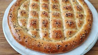 طريقة تحضير خبز المشطاح اللبناني Best Mushtah Bread, Lebanese Mushtah Recipe