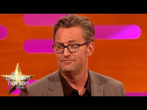 Matthew Perry Takes The Friends Apartment Quiz - The Graham Norton Show