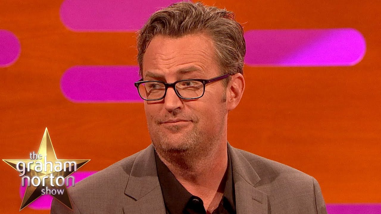 matthew perry 2015