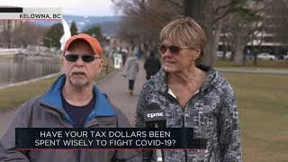 Have your tax dollars been spent wisely to fight Covid-19? | Outburst