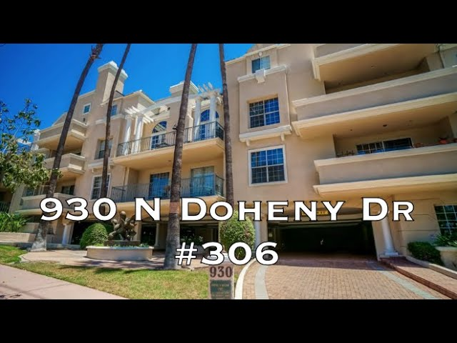930 N Doheny Dr #306, West Hollywood CA 90069