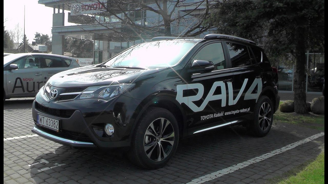 Toyota Rav4 2017 Start Up Test Drive Acceleration And In Depth Tour