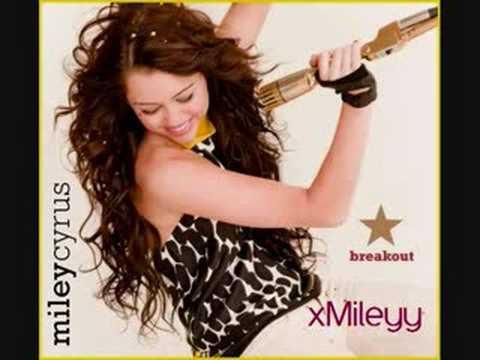 Miley Cyrus - Breakout (Instrumental/Karaoke Version)