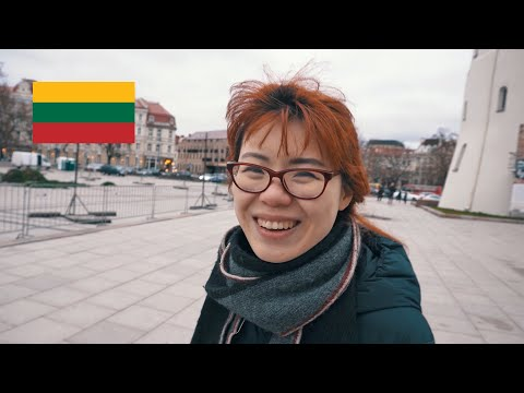 First Impression & How expensive is Vilnius, Lithuania