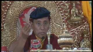 2012-03-01 morning - GuruYoga teaching by HH Gyalwang Drukpa