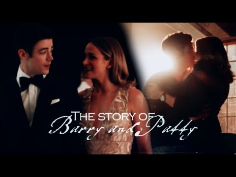 ► the story of barry and patty || getting to know you makes me happy ◄