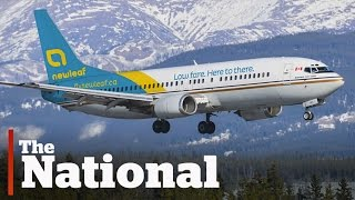 NewLeaf to offer cheap Canadian flights