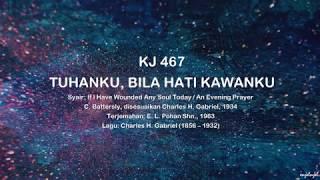 Download Mp3 Kj 467 Tuhanku Bila Hati Kawanku - Gki Coyudan  Lyric Video