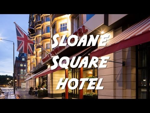 Let's See What's ON, Sloane Square Hotel, United Kingdom.