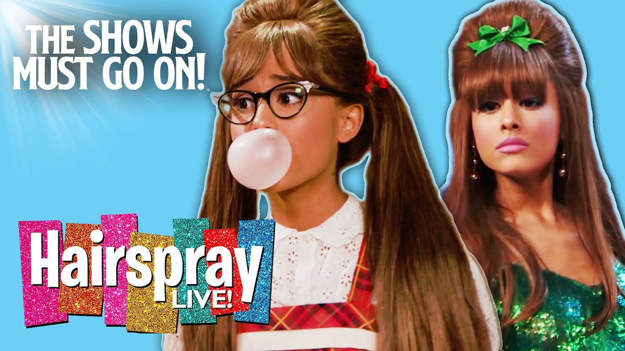 Download The Best of Ariana Grande as 'Penny Pingleton' | Hairspray Live!