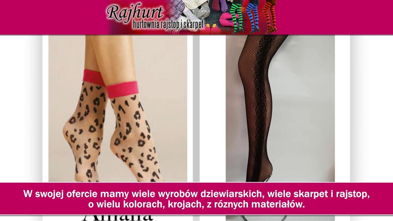 c9faf606568953 Rajhurt Małgorzata Łukowska - Bydgoszcz - Rajstopy, pończochy i skarpety •  pkt.pl