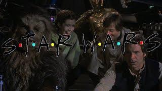 Star Wars: The Sitcom (Friends Style)