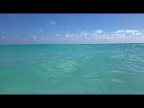 Barbados - Hanging out in the Gorgeous Waters of the Caribbean Sea