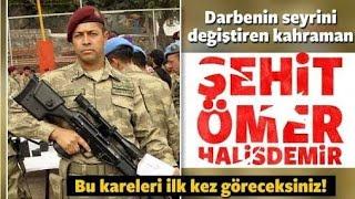Ömer Halisdemir'in hiç görmediğiniz fotoğrafları, Bordo Bereli kahramanımız, Resimi