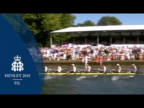 P.E. Final - St Paul's v Eton | Henley 2018