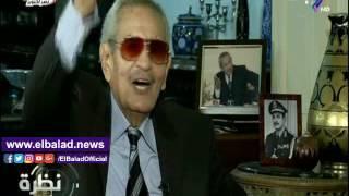 غباشي.. أول جندي رفع العلم بعد العبور في حرب 73.. فيديو