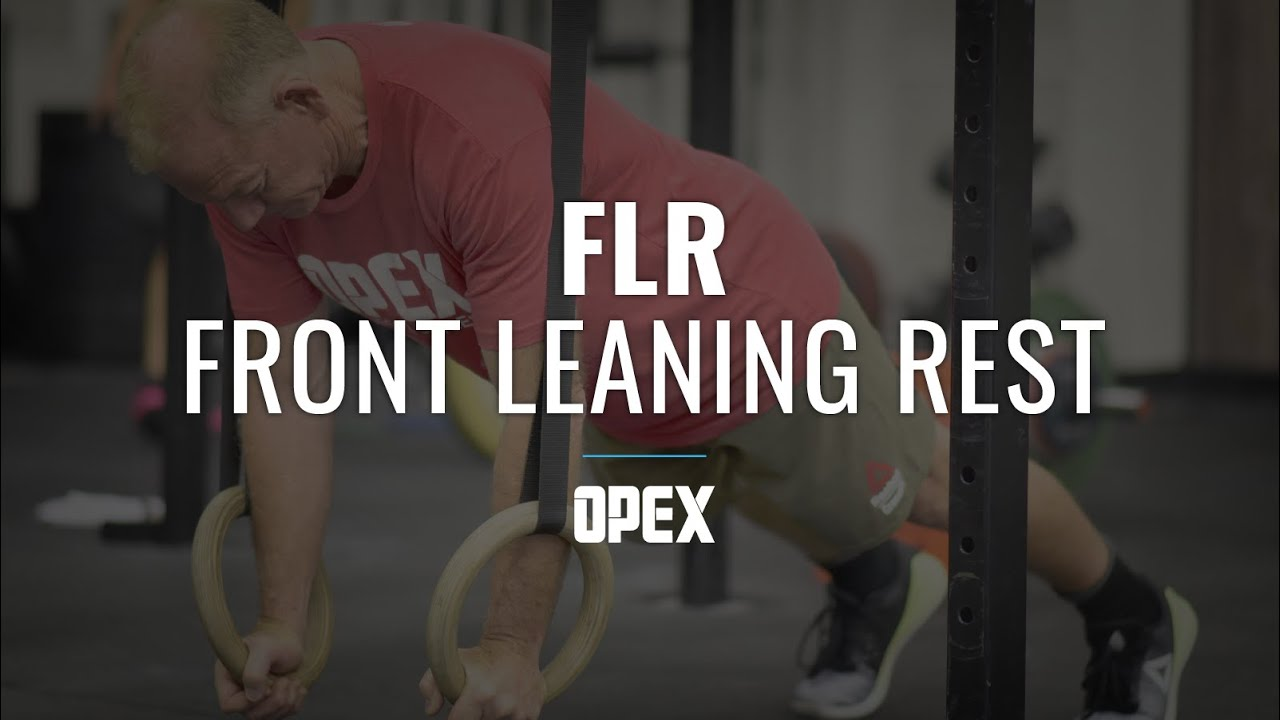 How To Coach The Front Leaning Rest [FLR] with James Fitzgerald