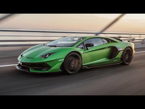 Globe Drive: Aventador SVJ the most extreme Lamborghini yet