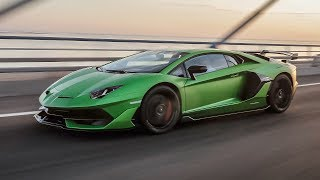 Globe Drive: Aventador SVJ the most extreme Lamborghini yet