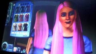 The sims 3 создание персонажа мини кошка😺😸😹😻😼😽🙀😿😾