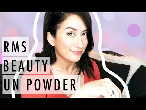 My Review of RMS Beauty Un Powder | Green Beauty Guide