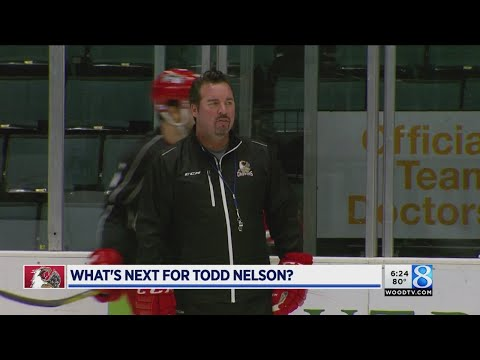 What's next for Griffins head coach Todd Nelson?