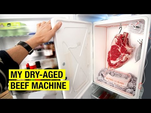 3. The Dry-Aged Beef Machine | How I Dry Age Beef At Home