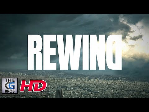 "CGI VFX Live Action Short Film: ""Rewind"" - by ISART DIGITAL"