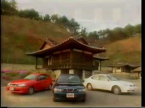 Old Top Gear 1997 – New Daewoo Cars