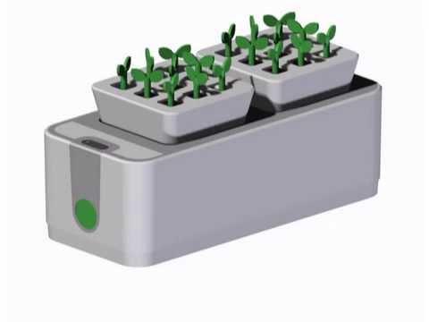 mini smart garden jk youtube. Black Bedroom Furniture Sets. Home Design Ideas